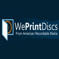 We Print Discs